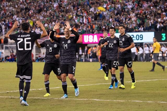 México vs Estados Unidos: La selección mexicana golea a USA y confirma su  supremacía en la Concacaf   MARCA Claro México