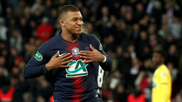Mbappe recover from injury