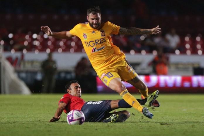 3.- André-pierre Gignac | Tigres | 8 goles