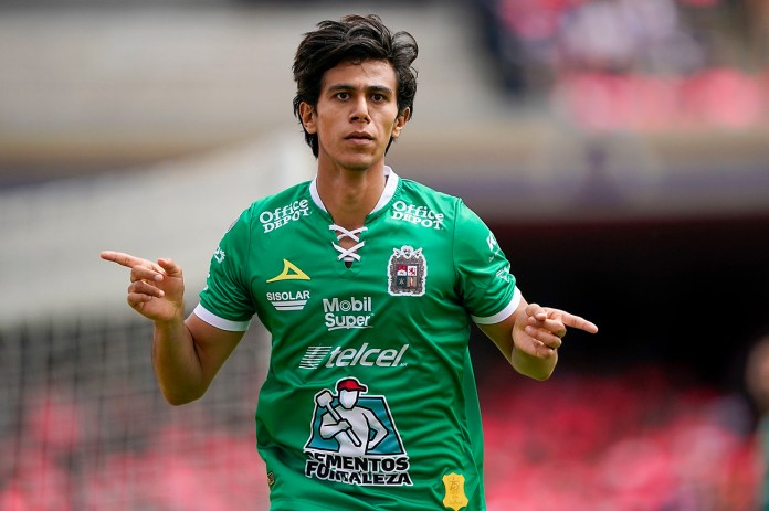 5.- José Juan Macías | León | 7 goles