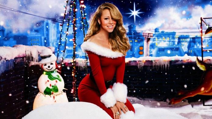 Mariah Carey has announced officially the beginning of the season...
