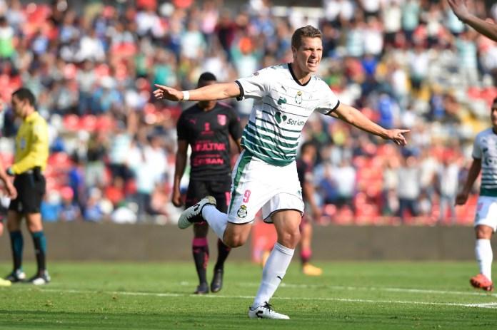 2.- Julio Furch | Santos | 9 goles