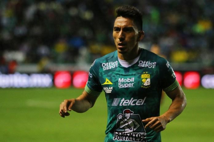8.- Ángel Mena | León | 7 goles