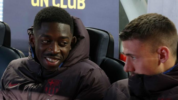 Dembele and Lenglet