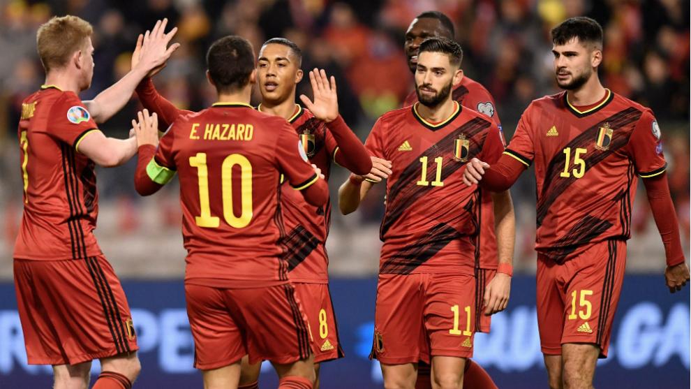 Eurocopa 2020: Bélgica golea a Chipre y logra la clasificación perfecta  rumbo a la Euro 2020   Marca.com