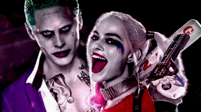 Joker and Harley Quinn appear together in the 'Escuadr