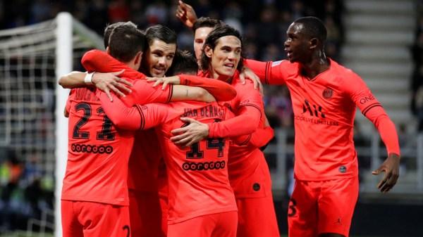Empate de locura entre el PSG y el Amiens