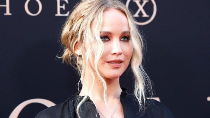 Jennifer Lawrence starring