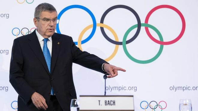 """Thomas Bach: """"Cancelar o posponer los Juegos de Tokio no está sobre la  mesa""""   Marca.com"""