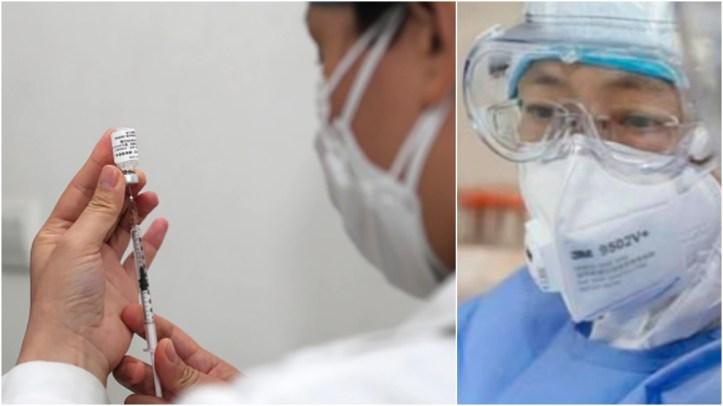 """China ya prueba la vacuna del coronavirus en humanos: """"Si es ..."""