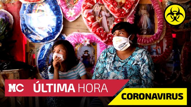 Toda la información relacionada con el coronavirus en México.