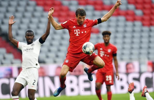 Bundesliga: El Bayern saldrá líder de su duelo contra el Dortmund ...