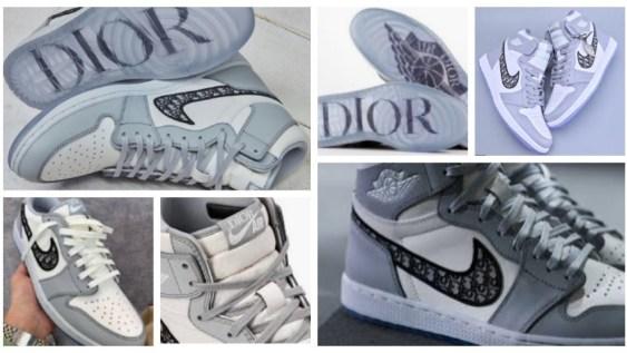 El último lujo de Michael Jordan: las zapatillas 'Air Dior' de 1.900 euros