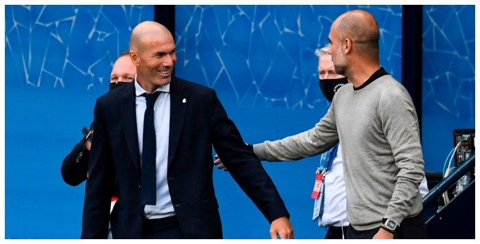 Zidane loses his first Champions League tie