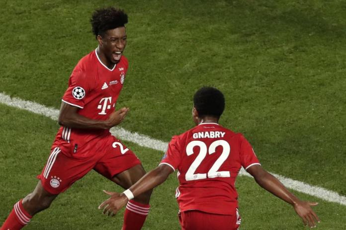 Bayern Munich are the new rulers of Europe