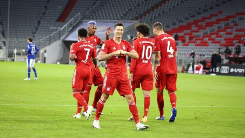 Bayern - Schalke: ¿Cómo se gana a este Bayern? Paliza por 8-0 al Schalke en  el inicio de la Bundesliga - Bundesliga