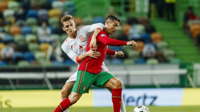 Portugal vs Spain: Spain held to frustrating draw in Portugal - Amistosos  selecciones