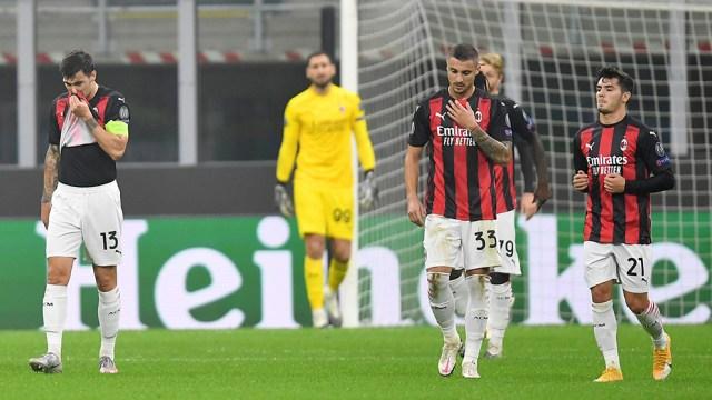 Milan vs Lille El Milan de Ibrahimovic es sorprendido por el Lille, que  acaba con su racha de 24 partidos sin perder - Europa League: