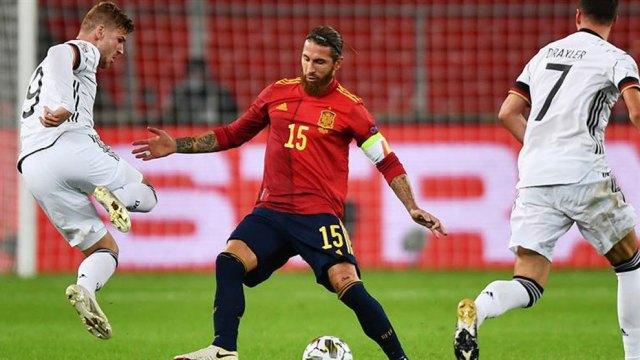 Nations League: España depende de sí misma y ganando a Alemania estará en  la fase final   Marca.com