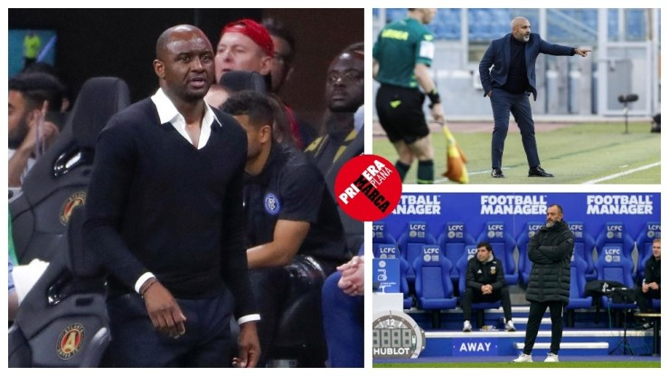 ¿Otra forma de racismo? Tres entrenadores negros en las cinco grandes ligas europeas