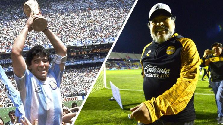 Maradona brill