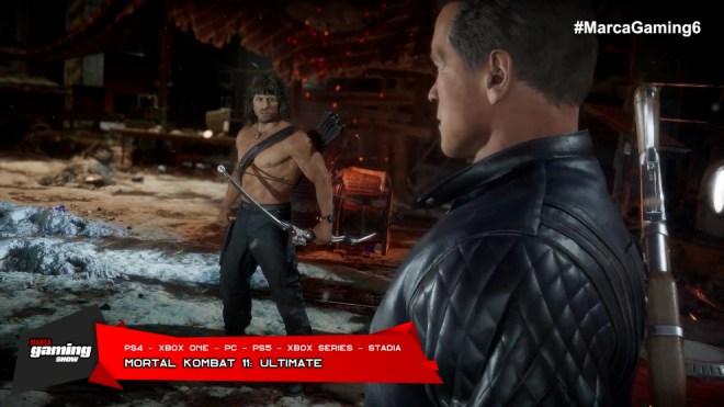 Mortal Kombat 11: Ultimate (SWITCH - PS 4 - XBOX ONE - STADIA - PC)