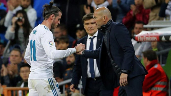 Bale nuk votoi për Zidane në The Best