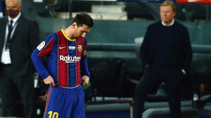 Euforia e Barcelonës u ndal