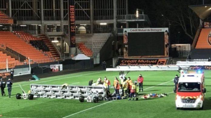 Tragjedi në Francë: Një burrë tokësor i Lorientit vdes pasi drita e dritës i bie nga lart