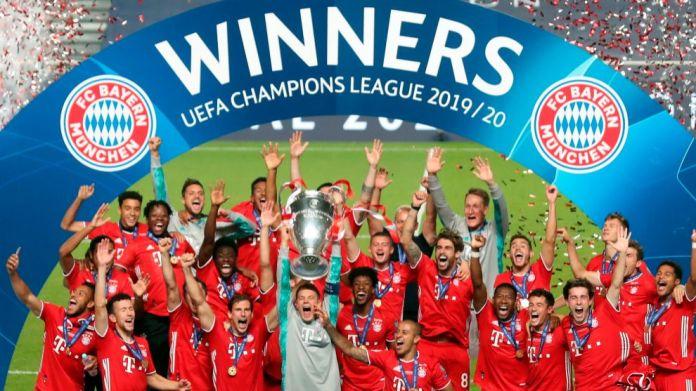 Bayern Munich fitoi Ligën e Kampionëve