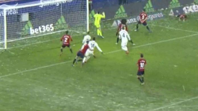 Penalltia e mundshme e Casemiro që nuk iu dha Real Madrid