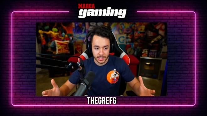 Entrevista a TheGrefg en MARCA Gaming