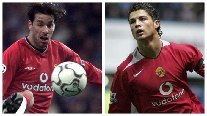 Ditën kur Van Nistelrooy u zemërua me Cristiano Ronaldon: Ai duhet të jetë në cirk!