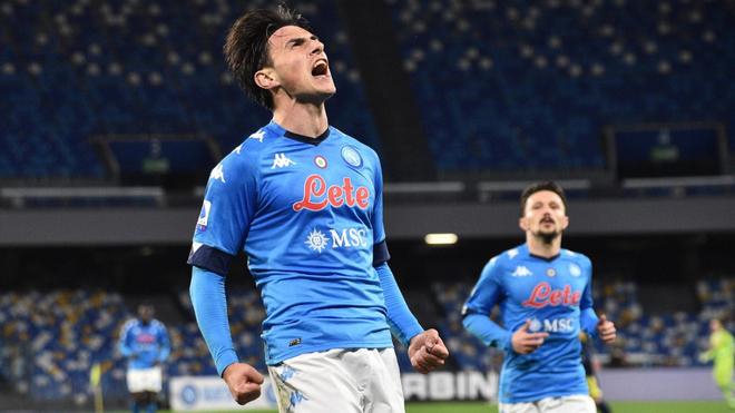 Napoli vs Parma: Napoli keep hopes alive with Parma win   MARCA in English