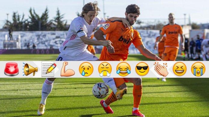 Messi, Suarez, Llorente ... Askush prej tyre nuk mund të përputhet me Modric këtë sezon