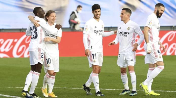 Real Madrid feston një gol