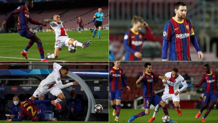 Gabimi i Koeman, tre lojtarë në një udhëkryq ... dhe Messi