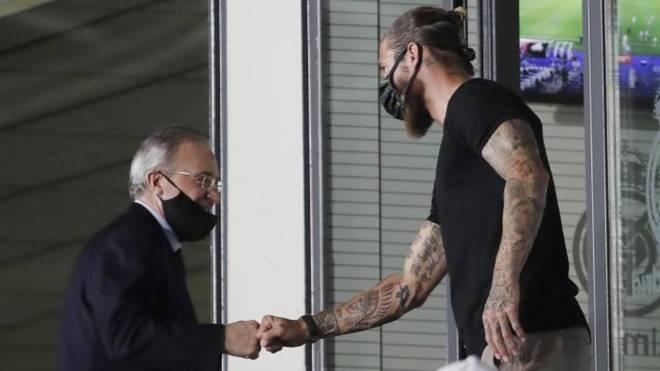 Rinovimi i Sergio Ramos merr një kthesë