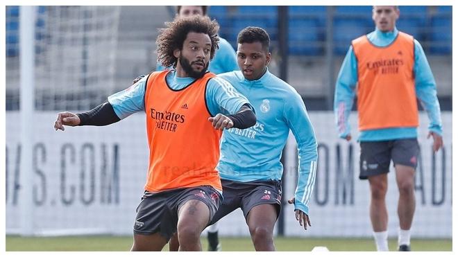 Marcelo dhe Rodrygo