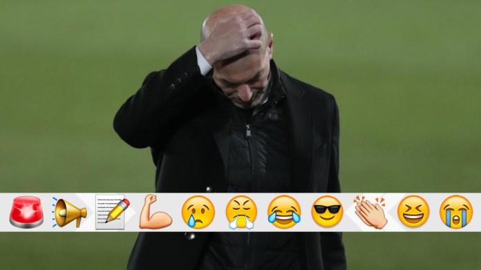 Zidane humbi rrugën e tij kundër Real Sociedad