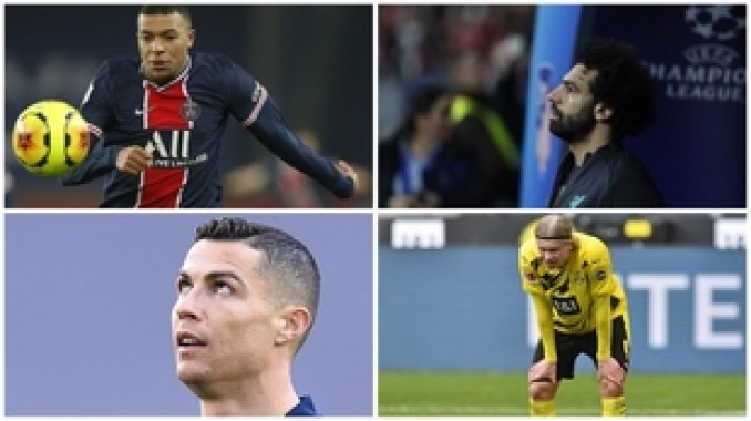 Champions League 2021/22 without Cristiano, Mbappe, Haaland, Neymar and Liverpool?