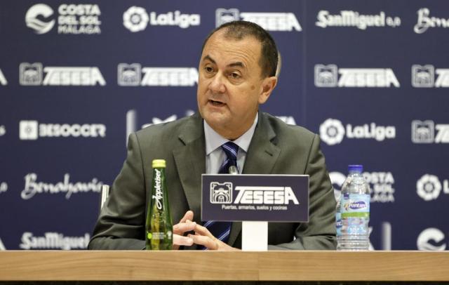 José María Muñoz, judicial administrator of Málaga