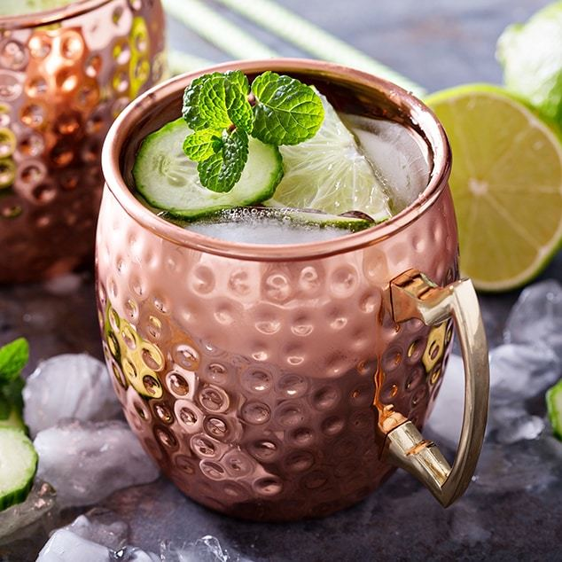 Moscow Mule en Museo Chicote.
