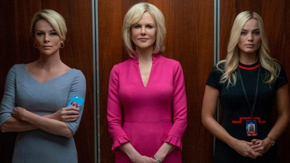 "Bombshell"": la película que protagonizan Margot Robbie, Charlize ..."