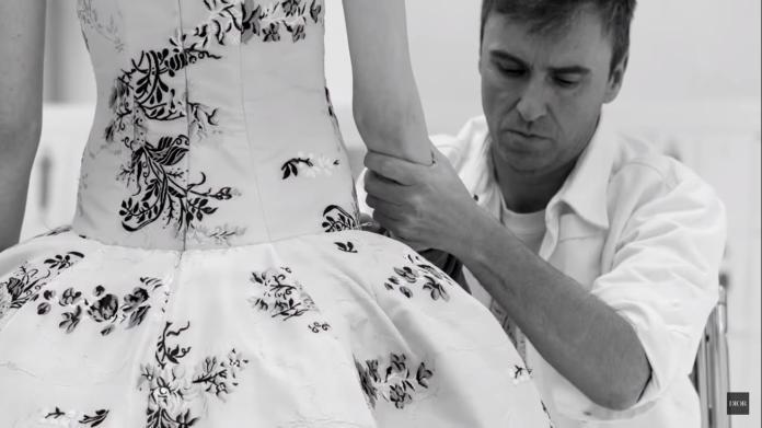 Raf Simons was at the forefront of the collections of Dior for three to