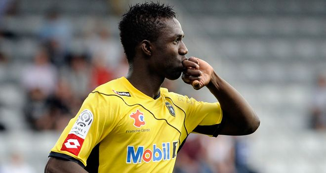 Modibo Maiga: Will be turning out in the Premier League next season