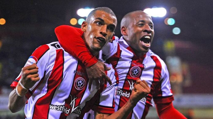 Blackman grał także w Sheffield United - strzelając 11 razy w 28 meczach