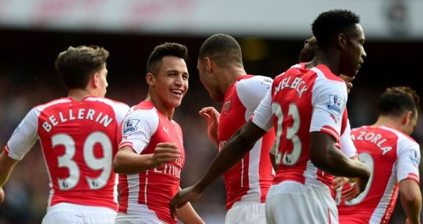Arsenal are still searching for consistency