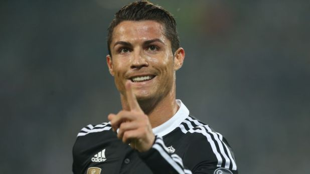 Cristiano Ronaldo benefitted from plenty of Ozil assists at the Bernabeu
