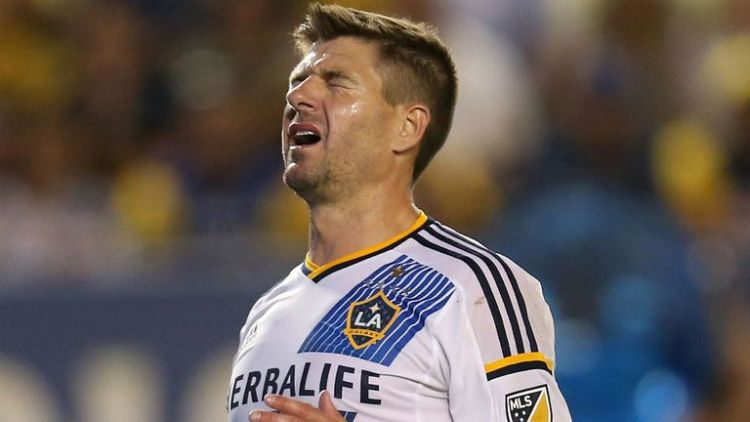 Image result for gerrard la galaxy